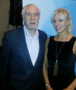 Jasmina Saric i Tony O'Brian