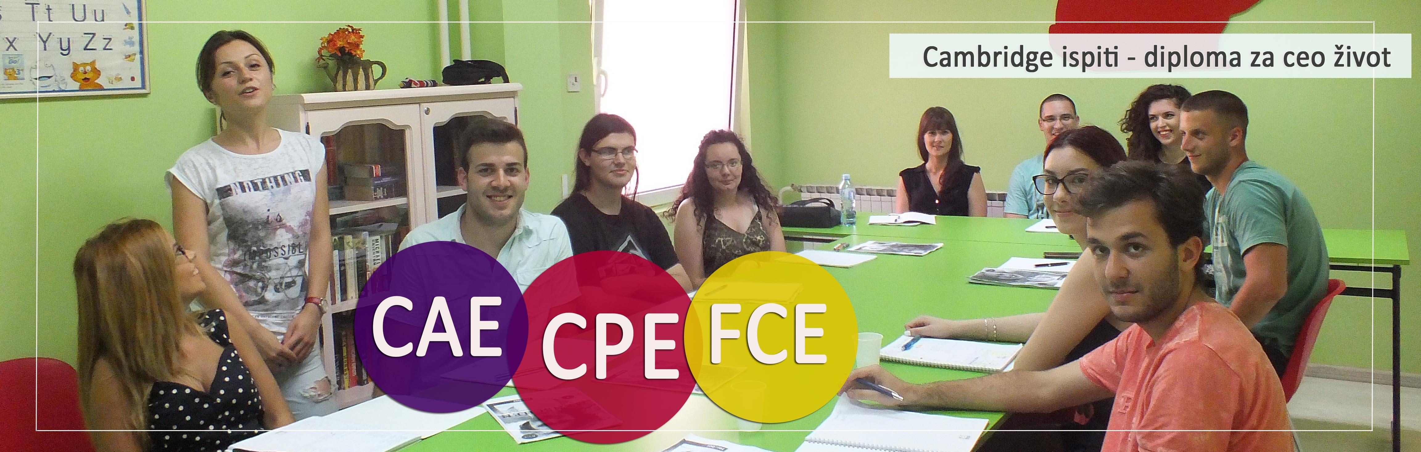 Cambridge English Exams - pripremni kursevi u Academiji | ACADEMIA