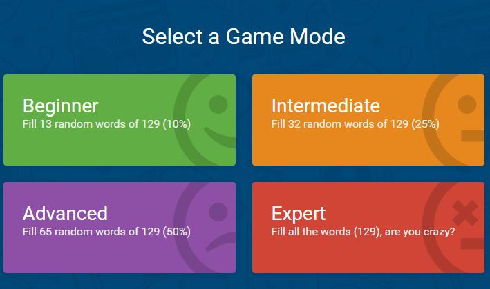 Lyrics-GameMode