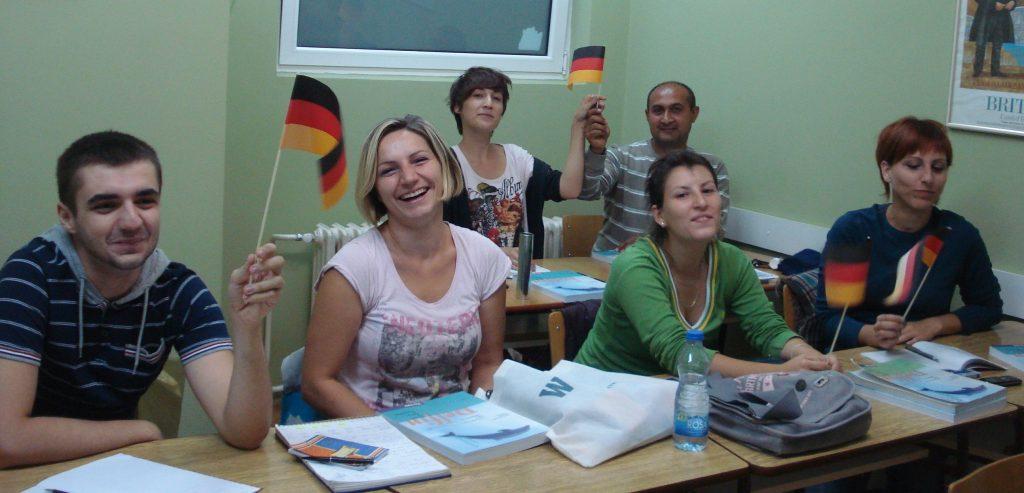 Znanje nemačkog otvara mnoga vrata